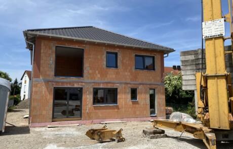 Doppelhäuser Wehringen Scheske Bau